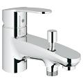 "Eurostyle Cosmopolitan Single-lever bath/shower mixer 1/2"" 33614 002"