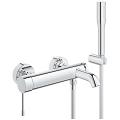 "GROHE Essence Single-lever bath mixer 1/2"" 33628 001"