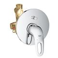 Eurostyle Single-lever bath/shower mixer 33637 003