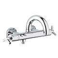 "Atrio Thermostatic bath mixer 1/2"" 34061 000"