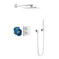 Grohtherm Cube Ensemble de douche avec Rainshower Allure 230 34506 000