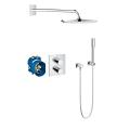 Grohtherm 3000 Cosmopolitan Perfect shower set with Rainshower Cosmopolitan 310 34627 000