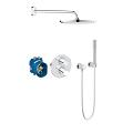 Grohtherm 3000 Cosmopolitan Perfect shower set with Rainshower Cosmopolitan 310 34630 000