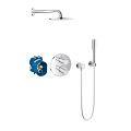 Grohtherm 2000 Perfect shower set with Rainshower Cosmopolitan 210 34631 000