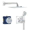 Grohtherm SmartControl Perfect shower set 34742 000