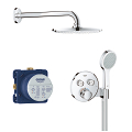 Grohtherm SmartControl Perfect shower set 34743 000