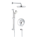 Europlus Shower Set with Tempesta 210 35051 001