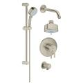 GrohFlex Shower Set