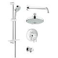 GrohFlex Shower Set Thermostatic mixer 35056 000