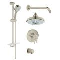 GrohFlex Shower Set Thermostat valve 35056 EN0