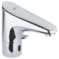 "Europlus E Infra-red electronic basin mixer 1/2"" with mixing  device and adjustable temperature limiter 36015 001"