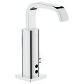 "Allure E Infra-red electronic basin mixer 1/2"" with mixing device and adjustable temperature limiter 36098 000"