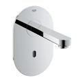 Euroeco Cosmopolitan E Infra-red electronic wall basin tap without mixing device 36273 000