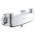 "Eurosmart Cosmopolitan T Self-closing shower mixer 1/2"" with mixing device  and adjustable temperature limiter 36320 000"