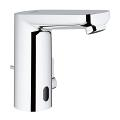 Eurosmart Cosmopolitan E Infra-red electronic basin mixer with mixing device and adjustable temperature limiter 36331 001