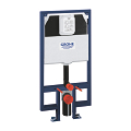 Rapid SL Element for WC with flushing cistern 80 mm, 1.13 m installation height 38994 000