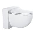 GROHE Sensia IGS Shower toilet complete system for concealed flushing cisterns, wall-hung 39111 SH0