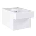 Cube Ceramic Cuvette WC suspendue 39245 00H