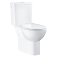 Bau Keramik Set Stand-WC-Kombination 39346 000