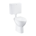 Bau Keramik Set Stand-WC-Kombination 39560 000
