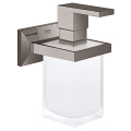 Allure Brilliant Holder with soap dispenser 40494 A00