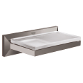 Allure Brilliant Shelf with soap dish 40504 A00