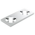 Decorative Trim Plate for Digital Controller & Diverter 40548 000