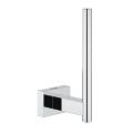 Essentials Cube Spare toilet paper holder 40623 001