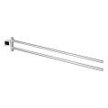 Essentials Cube Towel Bar 40624 000