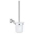 Essentials Authentic Toilet brush set 40658 000
