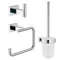 Essentials Cube City restroom accessories set 3-in-1 40757 001