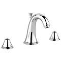 "Geneva 8"" Widespread Two-Handle Bathroom Faucet 20801 ZBA"