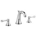 "Geneva Three-hole basin mixer 1/2"" 20801 ZBA"