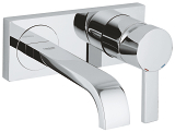 Allure Two-Hole Basin Mixer S-Size 19300 00A