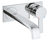 Allure Two-hole basin mixer M-Size 19386 000