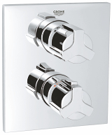 Allure Safety Mixer with integrated 2-way diverter 19446 000