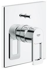 Quadra Single-lever bath/shower mixer trim 19456 000