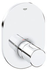 Grohtherm 3000 Cosmopolitan Trim for thermostatic shower valve 19469 000