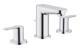 BauEdge Three-hole basin mixer 1/2