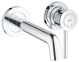 BauClassic Two-hole basin mixer 20292 000
