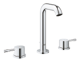 Essence Three-hole basin mixer 1/2