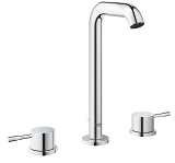 GROHE Essence 3-hole basin mixer with high spout L-Size 20299 001