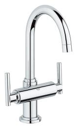 Atrio One-hole basin mixer, 1/2