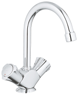Costa L One-hole basin mixer, 1/2