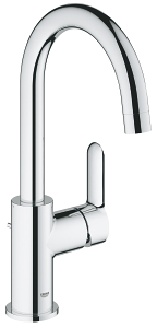 BauEdge Single-lever basin mixer 1/2