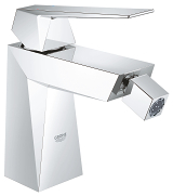 Allure Brilliant Single-lever bidet mixer 1/2