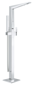 Allure Brilliant Floor Standing Tub Filler 23119 001