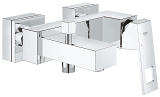 Eurocube Single-lever bath/shower mixer 1/2
