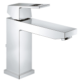 Eurocube Single-lever basin mixer 1/2