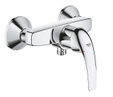 BauCurve Single-lever shower mixer 1/2